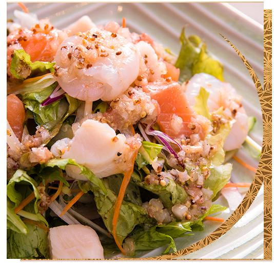 海乃華海鮮サラダ